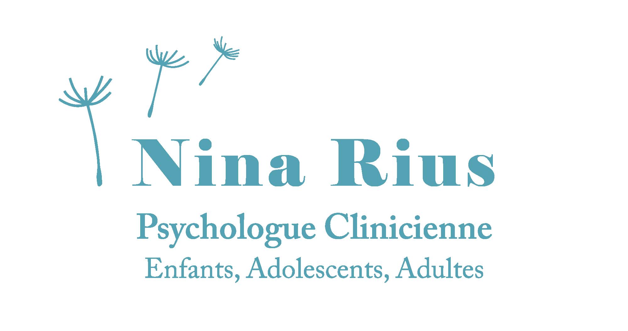 Logo Nina Rius